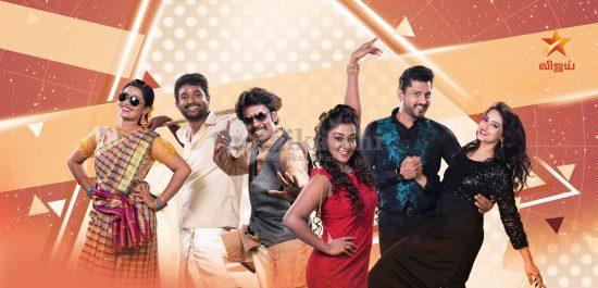 star vijay reality show finals date