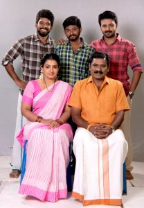 Cast and Crew of Latest Vijay Serial