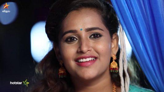 actress name then mozhi serial