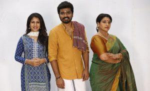 Raja Rani 2 Star Cast